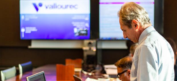 Vallourec CEO Philippe Crouzet