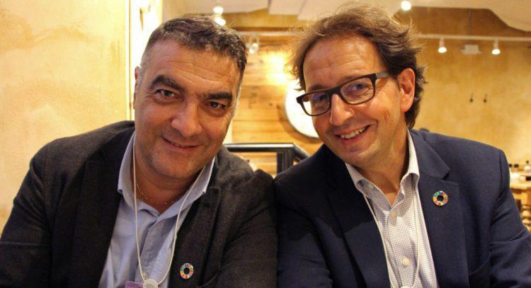 Jean-Marc Solal et Elie Cohen en direct des Etat-Unis