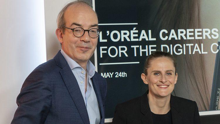 Webcast interactif L'Oréal Digital